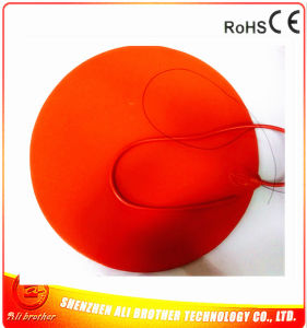 Diameter 600mm Heat Bed for 3D Printer Flexible Silicone Heater