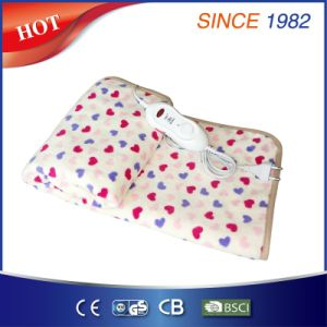 Wholesales Electric Heated Blanket From Qindao pictures & photos