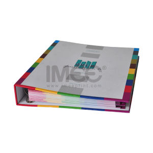 Catalogue Binder (B801)