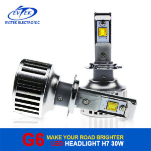 2016 High Quality Modification LED Headlight 30W/3200lm 40W 4500lm Fast Shipment for Cars, Trucks, Motorcycles and So on pictures & photos