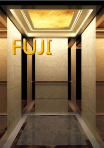Simple and Generous Passenger Elevator/ Passenger Lift pictures & photos