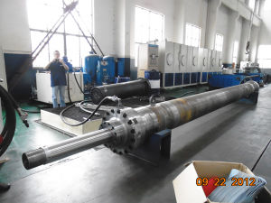 Long Stroke Cylinder for Reclaimer Equipment