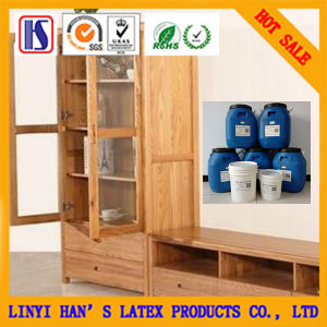 Low Price Waterbased PVAC Wood Working Adhesive Glue pictures & photos