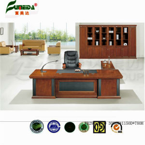 MDF High Quality Wooden Office Table pictures & photos