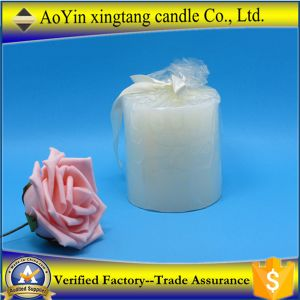 Wholesale Pupular 3X3 Scented Colorful Pillar Candle for Party pictures & photos
