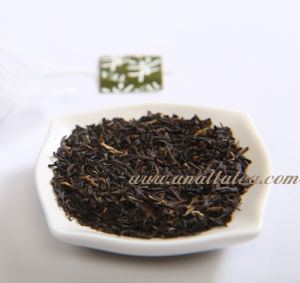 Black Tea with Triangle Crystal Packing