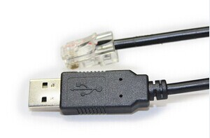 USB RS232 to Rj11 Cable with Ft232r Chip (OM-RS232 RJ11) pictures & photos