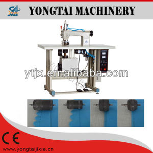 Non Woven Lace Sewing Machine for Lace Clothing pictures & photos