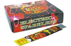 "7"" Goldern Sparklers pictures & photos"