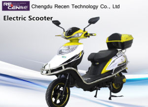 High Speed 1200W Hub Motor 2 Wheel Standing Electric Scooter for Sale pictures & photos