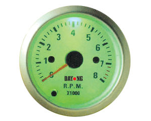 "2"" (52mm) Auto Single Color LED Gauge (8020SW2-7) pictures & photos"