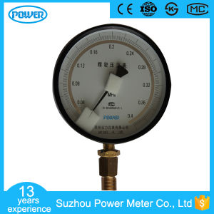 High Qccuray Factory Price 0.4MPa Precision Pressure Gauges pictures & photos