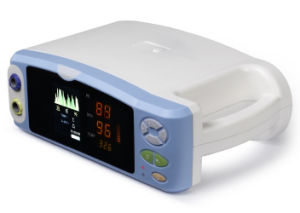 Ox-T Hot Selling CE & FDA Approved Table Top Pulse Oximeter pictures & photos