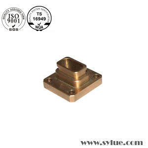 5 Axis Bronze 3D Milling Factory Price pictures & photos