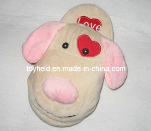Stuffed Animals Shoes Plush Slippers (TF9716) pictures & photos
