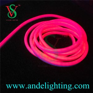 24V Mini LED Neon Flex Rope Light pictures & photos