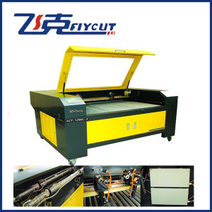 Fct-1290L-2 Double Heads CO2 Cutting Engraving Laser pictures & photos