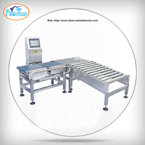 Production Line Weigher Sorting Checkweigher pictures & photos