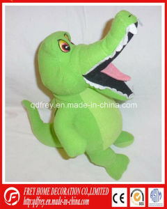 China Wholesale Green Stuffed Soft Crocodile Toy pictures & photos