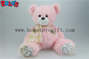 Pink Happy Stuffed Teddy Bear Toy as Birthday Gift pictures & photos