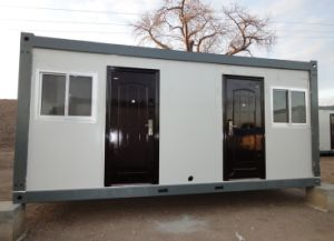 Good Designed Mobile Container House with Kitchen Toilet (Container Cabin) pictures & photos
