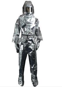 Solas Approved Sexy Aluminum Foils Protective Suit pictures & photos
