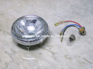 Motorcycle Parts Headlight for Honda C50 C50c C70 pictures & photos