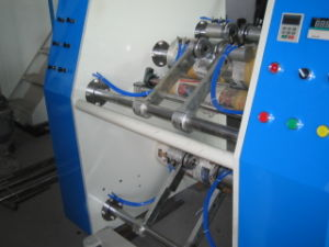 Ftrw-500 PE Casting Film Rewinding and Slitting Machine pictures & photos