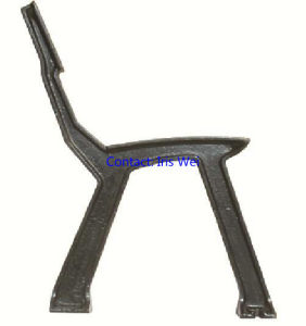 Iron Leg for Wooden Bench (BC. B-A32) pictures & photos