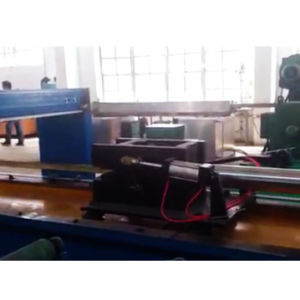 High Automation Big Capacity Auto Hydraulic Cold Drawing Machine Copper Rod Copper Busbar Drawing Machine C