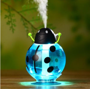 Mini Essential Oil Diffuser Fan Aroma Diffuser Change Air Purifier USB for Home Office pictures & photos