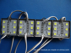 Super Bright 6LEDs 5050 SMD LED Module pictures & photos