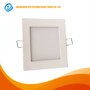 Square Type Embedded 18W LED Panel Light with Ce Certificate pictures & photos