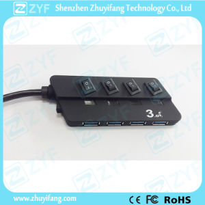 Blade Design 4 Port USB 3.0 Hub (ZYF4130)