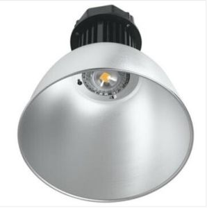 50W LED High Bay Light with Bridgelux LED Chips, 5 Years Warranty