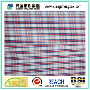 50s*50s Pure Cotton Plaid Fabric for Shirt pictures & photos