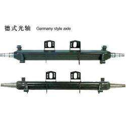 Germany Type Round Trailer Axle Tube pictures & photos
