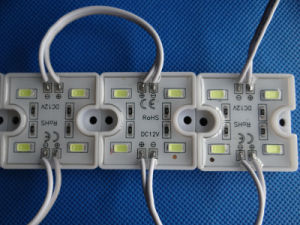 Factory Direct 5730 4 Chips Waterproof SMD LED Module pictures & photos