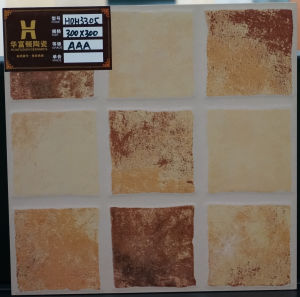 Hdh3305 Foshan Manufacturer, Water Proof Glazed Balcony Floor Tile pictures & photos