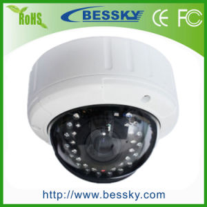Manual Lens Bullet IR Night Vision IP Camera