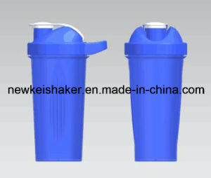 Protein Shaker BPA Free Twin Pack Custom Protein Shaker Bottle pictures & photos