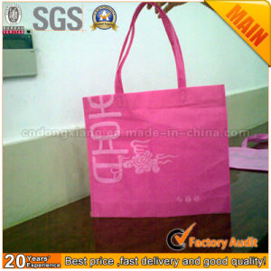 Wholesale Spunbond Non-Woven Hand Bag pictures & photos