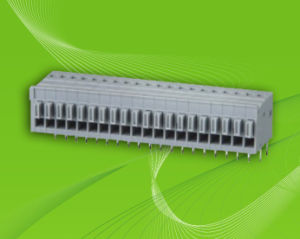 PCB Spring Terminal Block for Wire to Board Connector pictures & photos