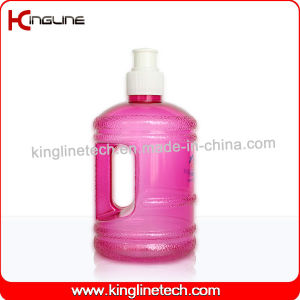 PETG 600ml Plastic Jug Wholesale BPA Free with Handle (KL-8002) pictures & photos