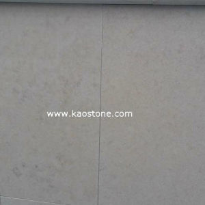 Moca Gold Limestone Floor Tile with Antique Finish pictures & photos