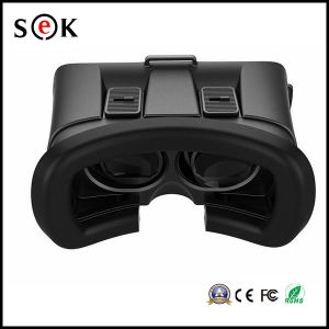 Fashion Style 3D Glasses Vr Box 2 Generation Virtual Reality Headset pictures & photos