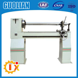 Gl-706 Manual Double Face Medical Foam Tape Cutter Machine pictures & photos