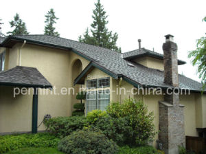 Colorful Asphalt Shingles for Roof Covering and Waterproofing pictures & photos