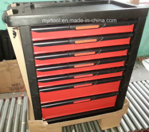 High Quality-Hot Sale 7 Drawers Tool Trolley with 220PCS Hand Tool Kits pictures & photos