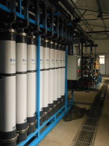 Pressurized UF Membrane Module Equipment applied in seawater treatment pictures & photos